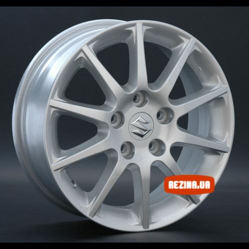 Купить диски Replay Suzuki (SZ15) R16 5x114.3 j6.0 ET50 DIA60.1 белый