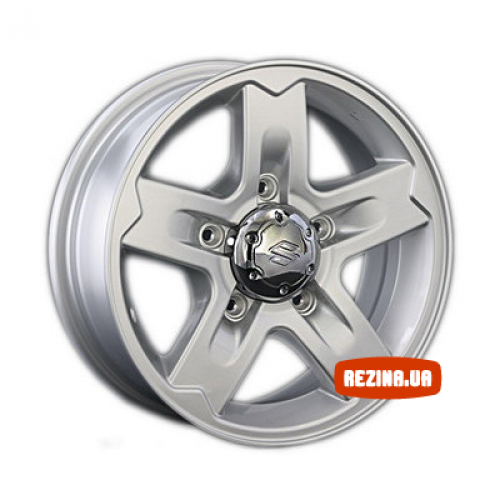Купить диски Replay Suzuki (SZ2) R15 5x139.7 j5.5 ET5 DIA108.1 GM