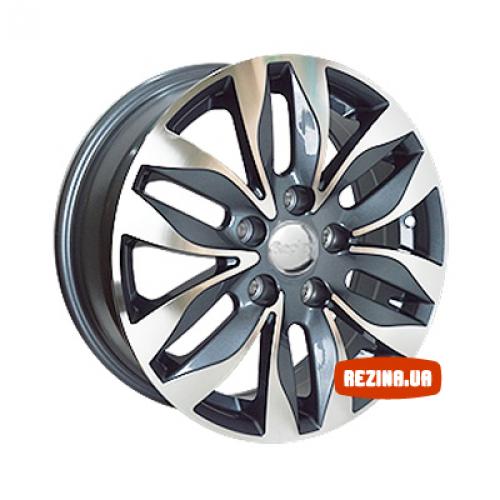 Купить диски Replay Suzuki (SZ31) R16 5x114.3 j6.5 ET45 DIA60.1 GMF