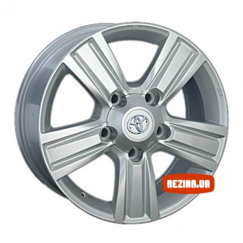 Купить диски Replay Toyota (TY117) R18 5x150 j8.0 ET60 DIA110.1 S