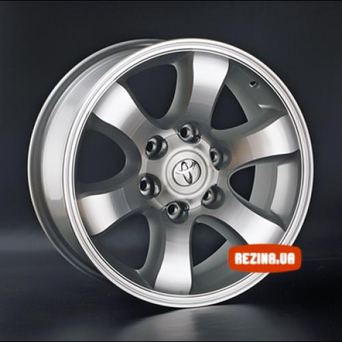 Купить диски Replay Toyota (TY2) R17 6x139.7 j7.5 ET25 DIA106.1 GMF