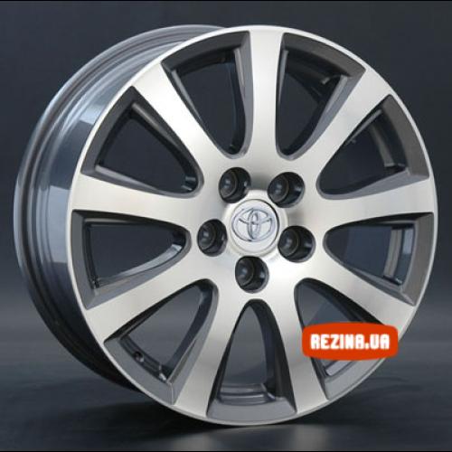 Купить диски Replay Toyota (TY36) R17 5x114.3 j7.0 ET45 DIA60.1 GMF