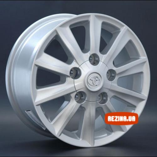 Купить диски Replay Toyota (TY43) R17 5x150 j8.0 ET60 DIA110.3 S