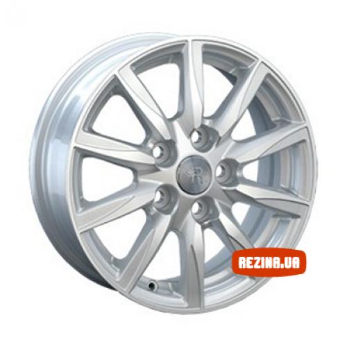 Купить диски Replay Toyota (TY48) R16 5x114.3 j6.5 ET45 DIA60.1 SF