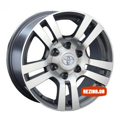 Купить диски Replay Toyota (TY61) R17 6x139.7 j7.5 ET25 DIA106.1 GMF