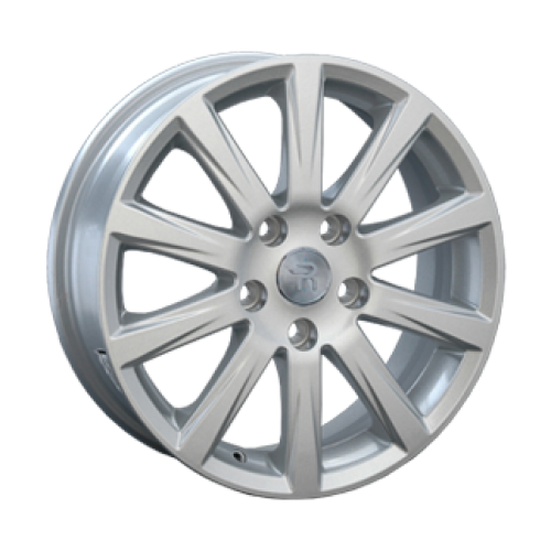 Купить диски Replay Toyota (TY62) R16 5x114.3 j6.5 ET39 DIA60.1 HP