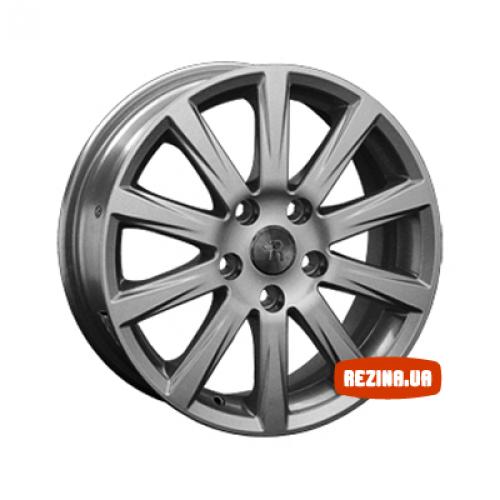 Купить диски Replay Toyota (TY62) R16 5x114.3 j6.5 ET45 DIA60.1 HPB