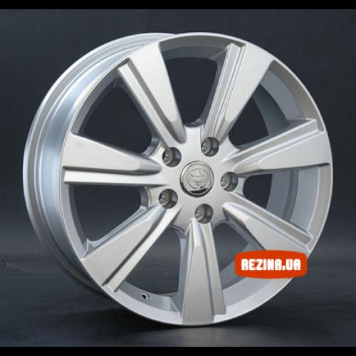 Купить диски Replay Toyota (TY89) R16 5x114.3 j6.5 ET39 DIA60.1 S