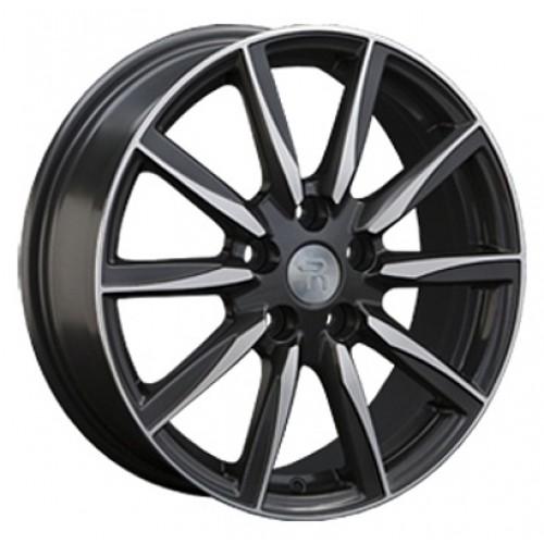 Купить диски Replay Toyota (TY48) R16 5x100 j6.5 ET45 DIA54.1 GMF