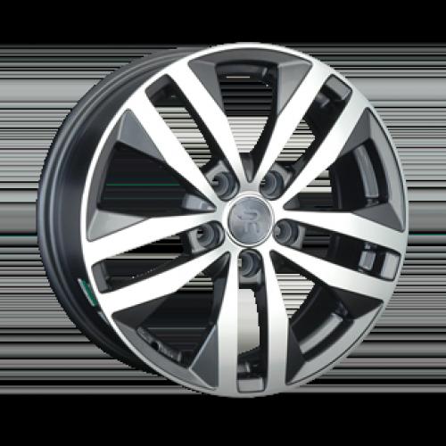 Купить диски Replay Volkswagen (VV144) R16 5x112 j6.5 ET33 DIA57.1 BKF