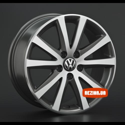 Купить диски Replay Volkswagen (VV19) R16 5x112 j7.0 ET45 DIA57.1 GMF