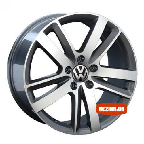 Купить диски Replay Volkswagen (VV89) R18 5x130 j8.0 ET53 DIA71.6 GMF