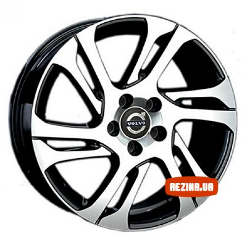 Купить диски Replay Volvo (V21) R18 5x108 j7.5 ET49 DIA67.1 BKF