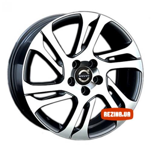 Купить диски Replay Volvo (V21) R18 5x108 j7.5 ET55 DIA63.3 GMF