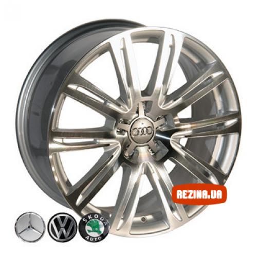 Купить диски Replica Audi (172) R18 5x112 j8.0 ET32 DIA66.6 SF