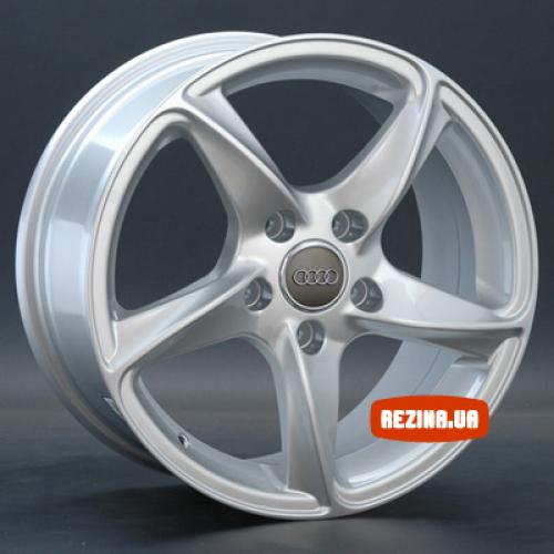 Купить диски Replica Audi (A32) R16 5x112 j7.5 ET45 DIA57.1 silver