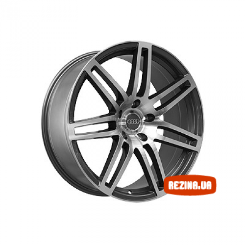 Купить диски Replica Audi (A448) R22 5x130 j10.0 ET50 DIA71.6 GMF