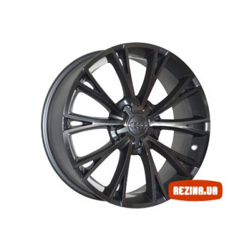 Купить диски Replica Audi (A556) R18 5x112 j8.0 ET45 DIA57.1 GMF