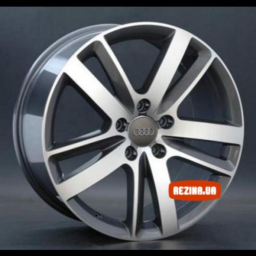 Купить диски Replica Audi (AU281d) R20 5x130 j9.0 ET60 DIA71.6 MTBS