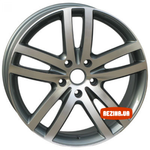 Купить диски Replica Audi (AU530d) R18 5x100 j8.0 ET35 DIA57.1 MG