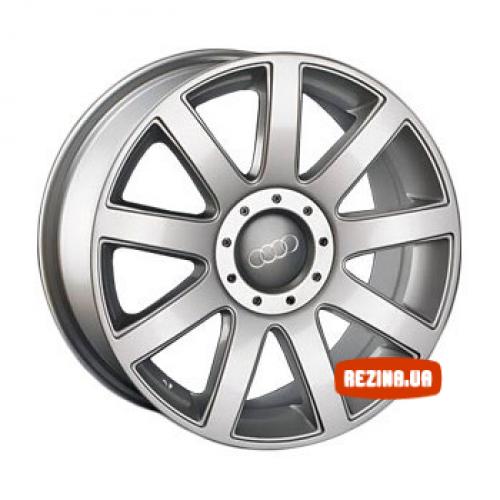 Купить диски Replica Audi (AU906d) R19 5x112 j8.0 ET42 DIA57.1 silver