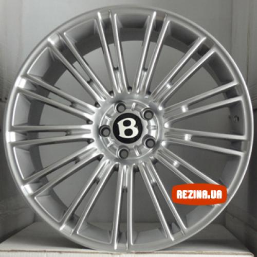 Купить диски Replica Bentley (BN909) R20 5x112 j9.5 ET35 DIA57.1 HPB