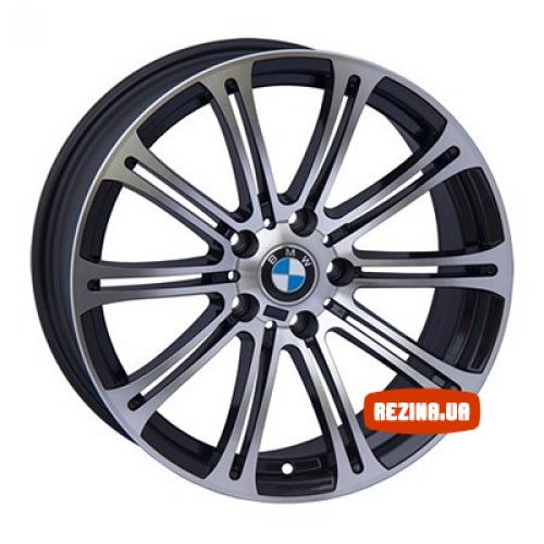 Купить диски Replica BMW (536) R18 5x120 j8.0 ET20 DIA74.1 MB