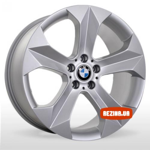 Купить диски Replica BMW (579) R20 5x120 j10.5 ET30 DIA72.6 silver