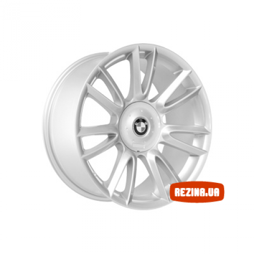 Купить диски Replica BMW (B482) R20 5x120 j10.0 ET14 DIA72.6 silver