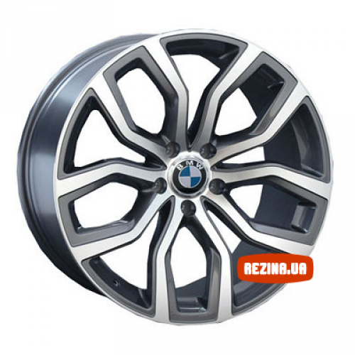 Купить диски Replica BMW (BM-541x) R20 5x120 j9.5 ET40 DIA74.1 MG