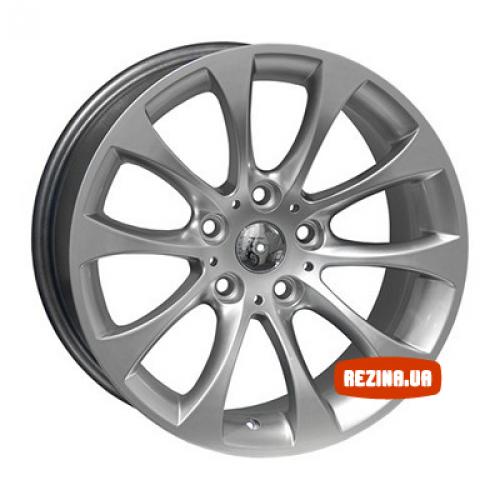 Купить диски Replica BMW (BM461d) R17 5x120 j8.0 ET30 DIA72.6 HS