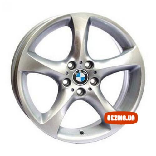 Купить диски Replica BMW (BM534J) R18 5x120 j8.5 ET37 DIA72.6 silver