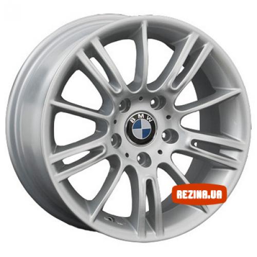 Купить диски Replica BMW (BM585d) R18 5x120 j8.0 ET35 DIA72.6 silver