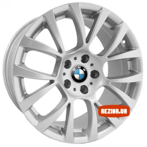 Купить диски Replica BMW (BM731) R18 5x120 j8.0 ET14 DIA72.6 silver