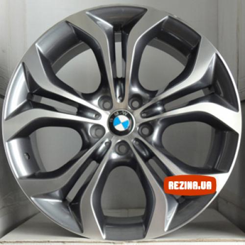 Купить диски Replica BMW (BM847) R20 5x120 j10.0 ET40 DIA74.1 GMF