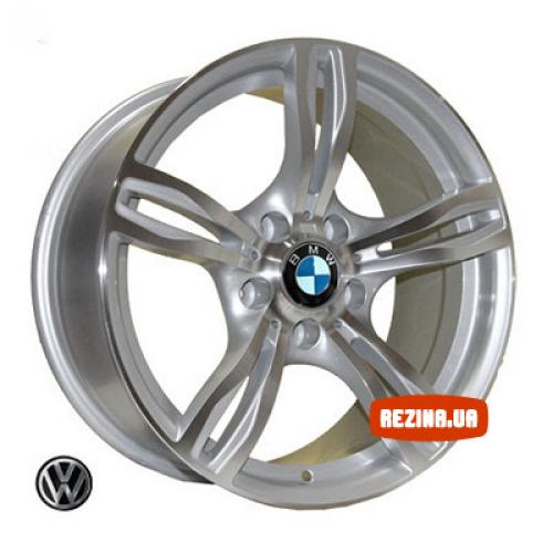 Купить диски Replica BMW (Z492) R17 5x120 j8.0 ET34 DIA74.1 SMF