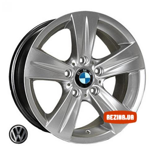 Купить диски Replica BMW (Z521) R16 5x120 j7.0 ET34 DIA74.1 HS