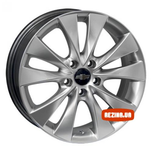 Купить диски Replica Chevrolet (CH5106d) R16 5x105 j6.5 ET38 DIA56.6 HS