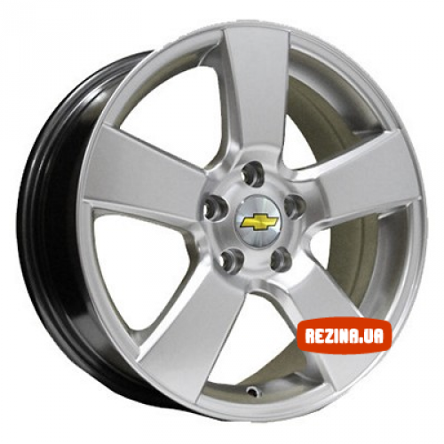 Купить диски Replica Chevrolet (D013) R16 5x105 j6.5 ET40 DIA56.6 HS