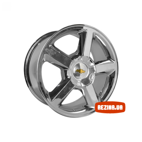 Купить диски Replica Chevrolet (GN01) R20 6x139.7 j8.5 ET30 DIA78.1 Chrome