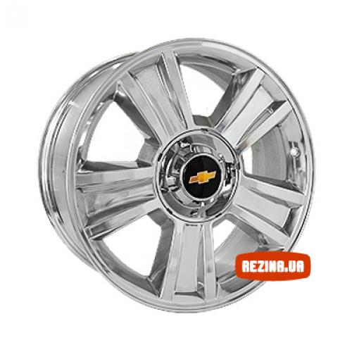 Купить диски Replica Chevrolet (GN02) R20 6x139.7 j8.5 ET30 DIA78.1 полированный