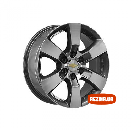 Купить диски Replica Chevrolet (GN388) R17 6x127 j7.5 ET31 DIA76.1 GMF