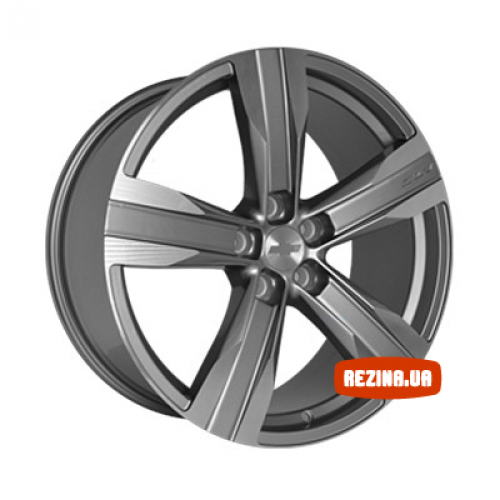 Купить диски Replica Chevrolet (GN940) R20 5x120 j9.5 ET42 DIA67.1 GMF