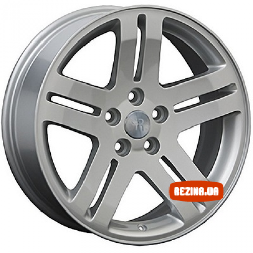 Купить диски Replica Chrysler (CR0576e) R18 5x115 j7.5 ET24 DIA71.6 silver