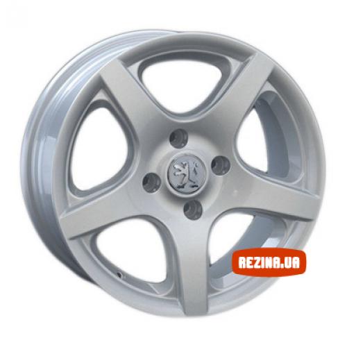 Купить диски Replica Citroen (L085) R15 4x108 j6.5 ET24 DIA65.1 HS