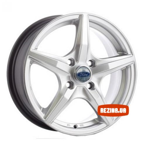 Купить диски Replica Ford (734) R15 4x108 j6.0 ET52.5 DIA63.4 HS