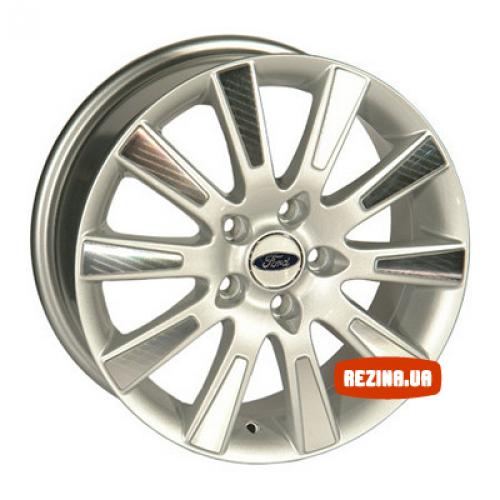 Купить диски Replica Ford (D819) R16 5x108 j6.5 ET50 DIA63.4 MS
