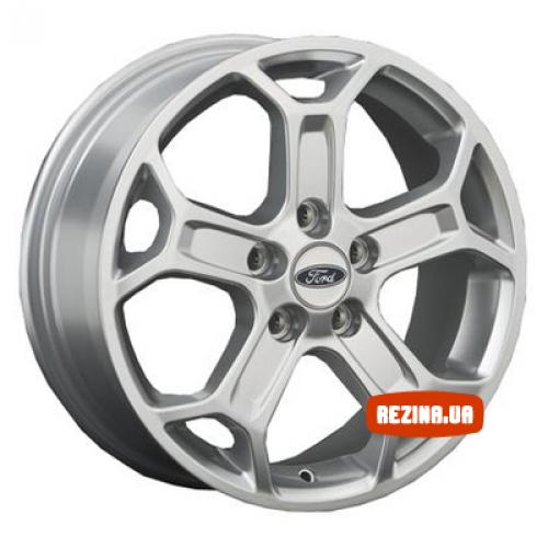 Купить диски Replica Ford (FO267f) R17 5x108 j7.5 ET55 DIA63.4 silver