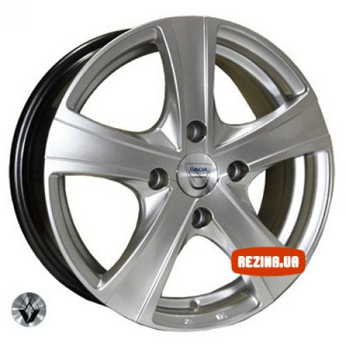 Купить диски Replica Hyundai (9504) R15 4x114.3 j6.0 ET43 DIA67.1 HS