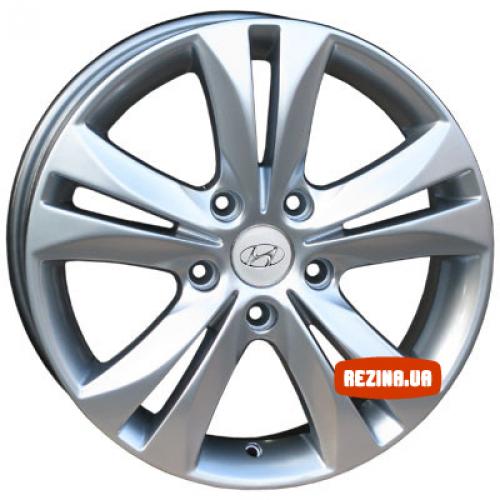 Купить диски Replica Hyundai (HND028d) R16 5x114.3 j6.0 ET50 DIA67.1 HS